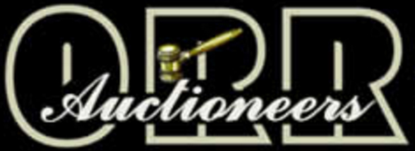 Orr Auctioneers, Jamestown, North Dakota, logo